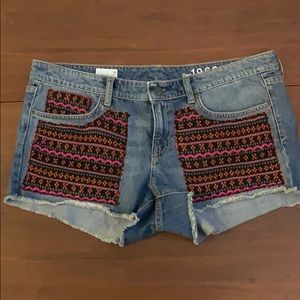 Levi's summer cutoffs